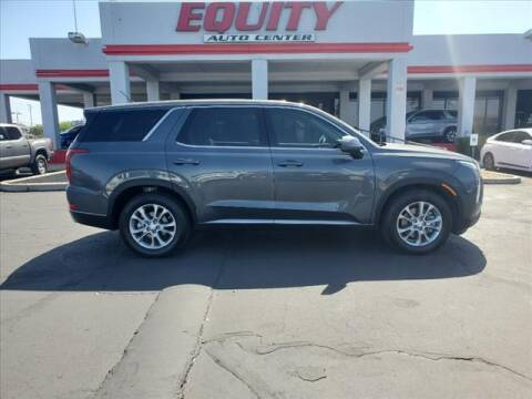 2021 Hyundai Palisade for sale at EQUITY AUTO CENTER in Phoenix AZ
