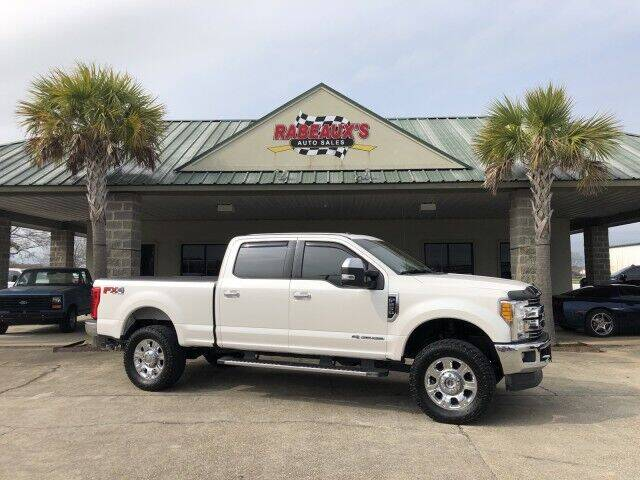 2017 Ford F-250 Super Duty for sale at Rabeaux's Auto Sales in Lafayette LA