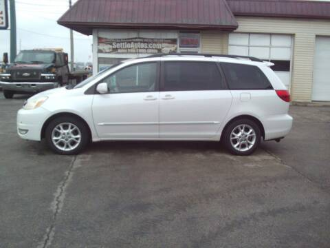 2004 Toyota Sienna for sale at Settle Auto Sales TAYLOR ST. in Fort Wayne IN