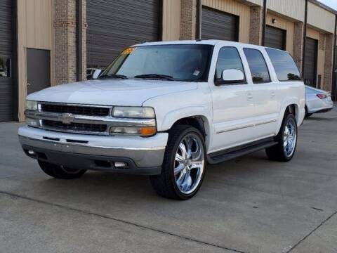 2004 Chevrolet Suburban for sale at Best Auto Sales LLC in Auburn AL