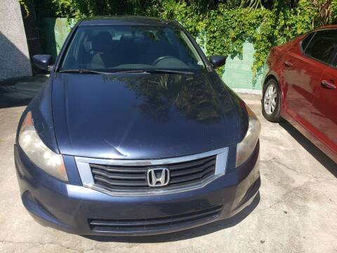 2008 Honda Accord for sale at Track One Auto Sales in Orlando FL