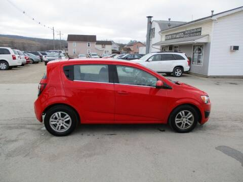 2014 Chevrolet Sonic for sale at ROUTE 119 AUTO SALES & SVC in Homer City PA