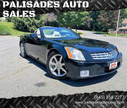 2006 Cadillac XLR for sale at PALISADES AUTO SALES in Nyack NY