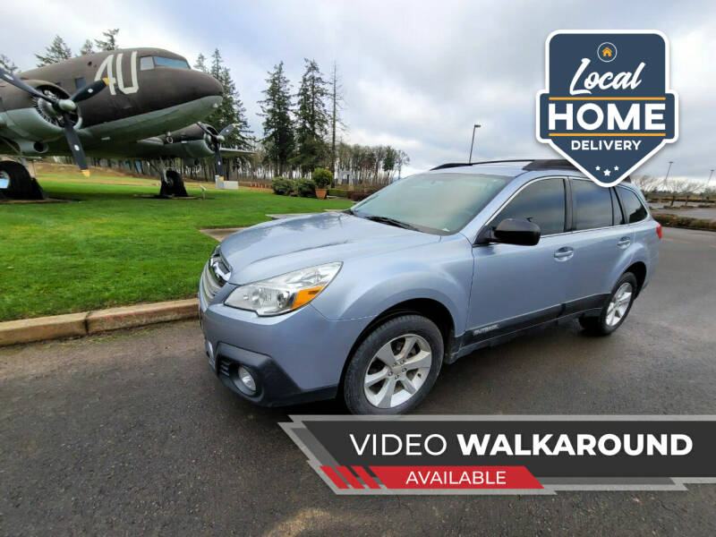 2014 Subaru Outback for sale at McMinnville Auto Sales LLC in Mcminnville OR
