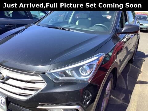 2017 Hyundai Santa Fe Sport for sale at Royal Moore Custom Finance in Hillsboro OR