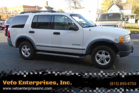 2005 Ford Explorer for sale at Veto Enterprises, Inc. in Sycamore IL