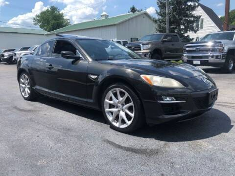 2011 Mazda RX-8 for sale at Tip Top Auto North in Tipp City OH