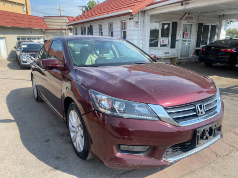 2014 Honda Accord for sale at STS Automotive in Denver CO