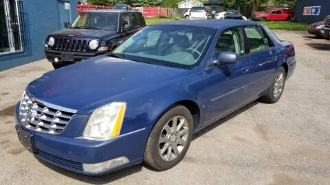 2008 Cadillac DTS for sale at Buy For Less Motors, Inc. in Columbus OH