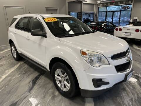 2015 Chevrolet Equinox for sale at Crossroads Car & Truck in Milford OH