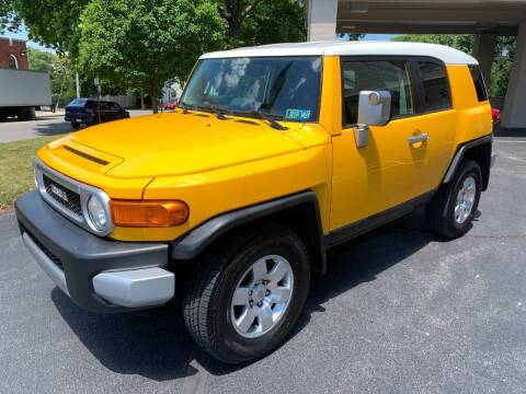 2007 Toyota FJ Cruiser for sale at On The Circuit Cars & Trucks in York PA