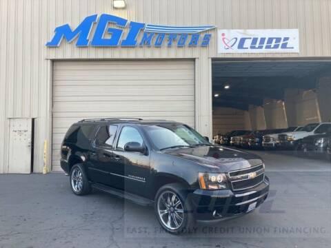 2008 Chevrolet Suburban for sale at MGI Motors in Sacramento CA