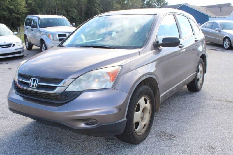 2010 Honda CR-V for sale at UpCountry Motors in Taylors SC