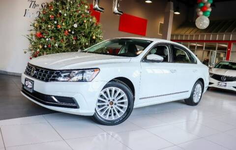 2017 Volkswagen Passat for sale at Quality Auto Center in Springfield NJ