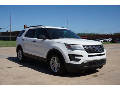 2016 Ford Explorer for sale at Autosource in Sand Springs OK