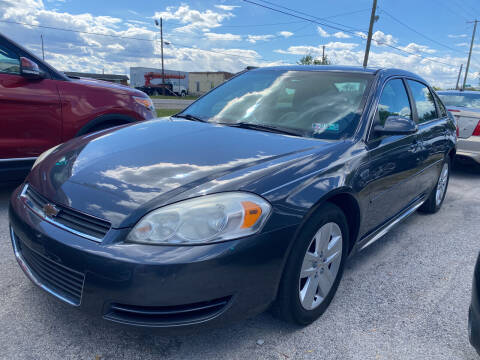 2011 Chevrolet Impala for sale at Rider`s Classic Cars in Millbury OH