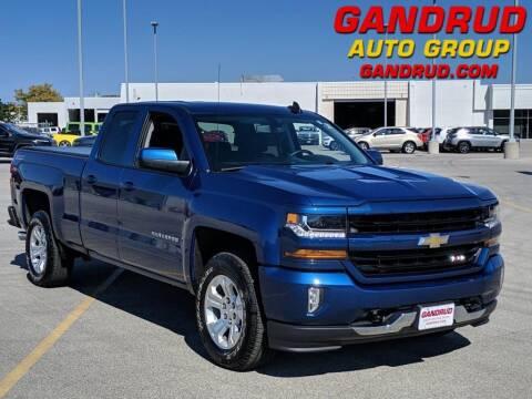 2017 Chevrolet Silverado 1500 for sale at Gandrud Dodge in Green Bay WI