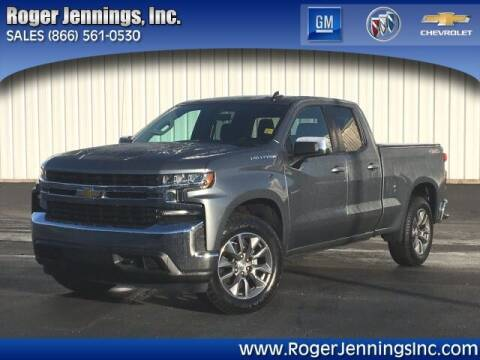 2019 Chevrolet Silverado 1500 for sale at ROGER JENNINGS INC in Hillsboro IL