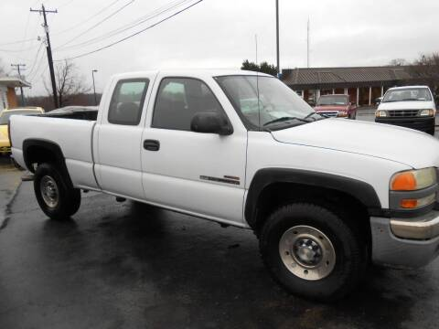 2004 GMC Sierra 2500HD for sale at Granite Motor Co 2 in Hickory NC