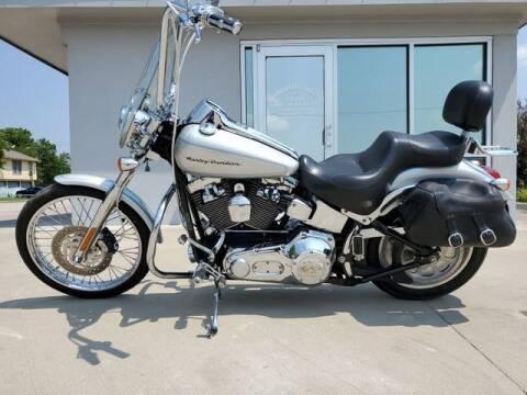 2004 Harley-Davidson FXSTDI Softail Deuce for sale at Kell Auto Sales, Inc - Grace Street in Wichita Falls TX