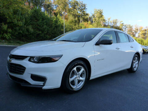 2017 Chevrolet Malibu for sale at RUSTY WALLACE KIA OF KNOXVILLE in Knoxville TN