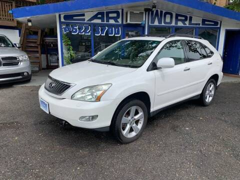 2008 Lexus RX 350 for sale at Car World Inc in Arlington VA