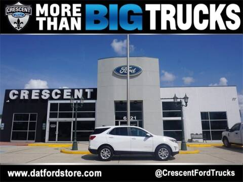 2021 Chevrolet Equinox for sale at Crescent Ford in Harahan LA