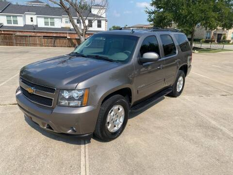 2013 Chevrolet Tahoe for sale at GT Auto in Lewisville TX
