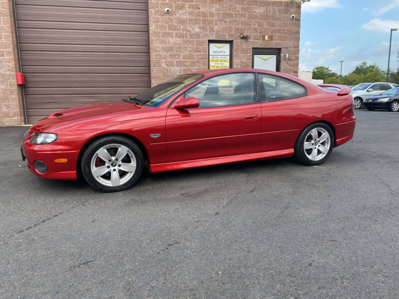 2006 Pontiac GTO for sale at CarNu  Sales in Warminster PA