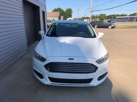 2014 Ford Fusion Hybrid for sale at Auto Import Specialist LLC in South Bend IN