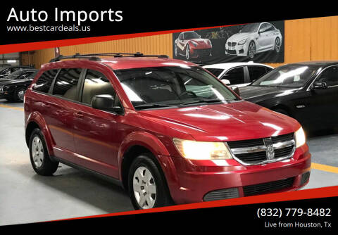 2010 Dodge Journey for sale at Auto Imports in Houston TX