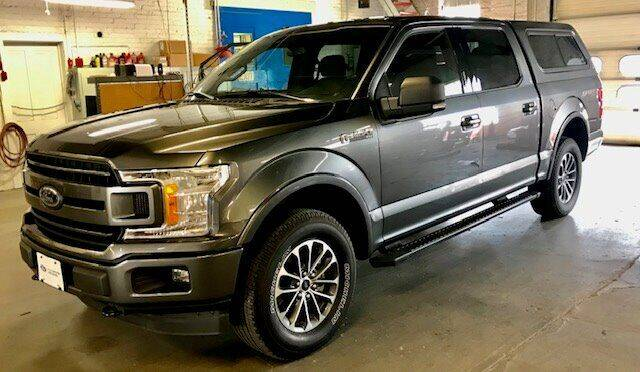 2018 Ford F-150 for sale at Reinecke Motor Co in Schuyler NE