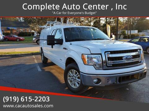 2014 Ford F-150 for sale at Complete Auto Center , Inc in Raleigh NC