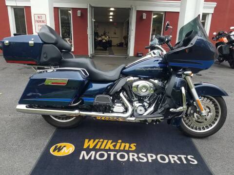 2012 Harley-Davidson Road Glide for sale at WILKINS MOTORSPORTS in Brewster NY