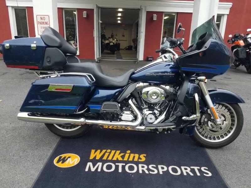 2012 Harley-Davidson Road Glide for sale in Brewster, NY