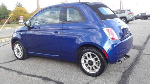 2012 FIAT 500c for sale at Jan Auto Sales LLC in Parsippany NJ