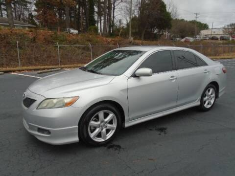 2007 Toyota Camry for sale at Atlanta Auto Max in Norcross GA