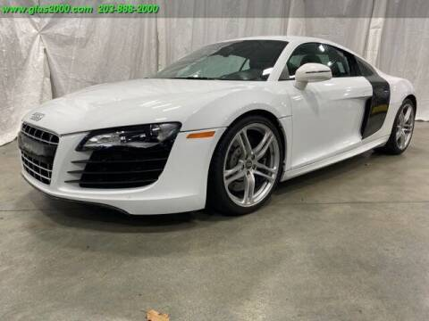 2009 Audi R8 for sale at Green Light Auto Sales LLC in Bethany CT