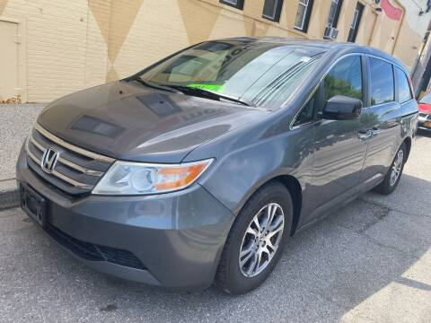 2012 Honda Odyssey for sale at White River Auto Sales in New Rochelle NY