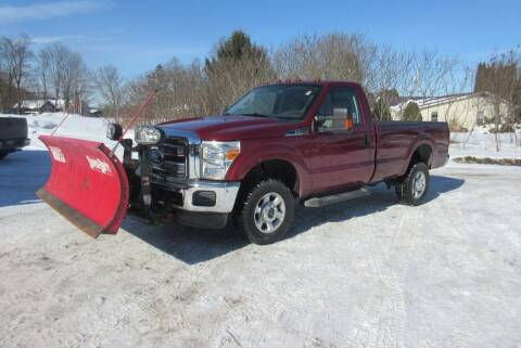 2014 Ford F-250 Super Duty for sale at Clearwater Motor Car in Jamestown NY