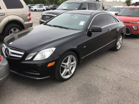 2012 Mercedes-Benz E-Class for sale at Smart Chevrolet in Madison NC