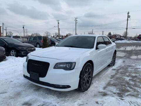 2015 Chrysler 300 for sale at Crooza in Dearborn MI