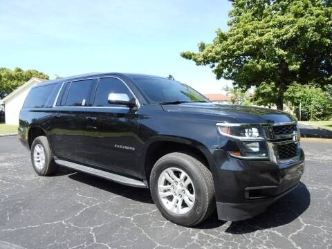 2017 Chevrolet Suburban for sale at SUPER DEAL MOTORS 441 in Hollywood FL