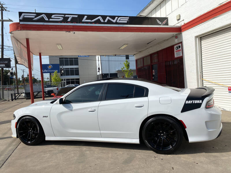 2019 Dodge Charger for sale at FAST LANE AUTO SALES in San Antonio TX