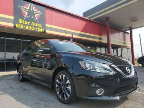 2016 Nissan Sentra for sale at Star Auto Inc. in Murfreesboro TN