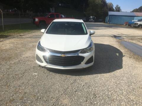 2019 Chevrolet Cruze for sale at Muncy's Recycle & Auto Sales in Belfry KY