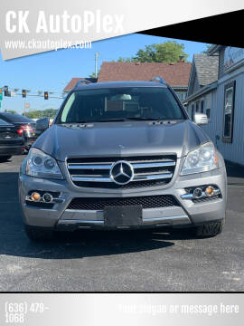 2011 Mercedes-Benz GL-Class for sale at CK AutoPlex in Crystal City MO