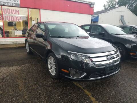 2010 Ford Fusion for sale at Quality Auto Today in Kalamazoo MI