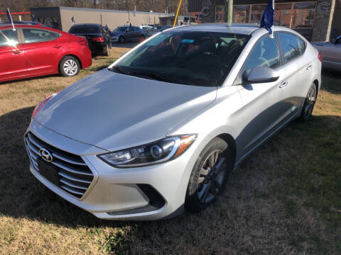 2018 Hyundai Elantra for sale at Car Guys in Lenoir NC