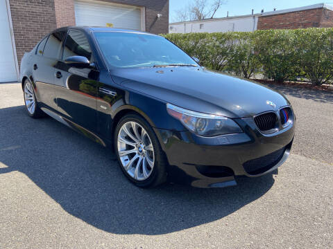 2006 BMW M5 for sale at International Motor Group LLC in Hasbrouck Heights NJ